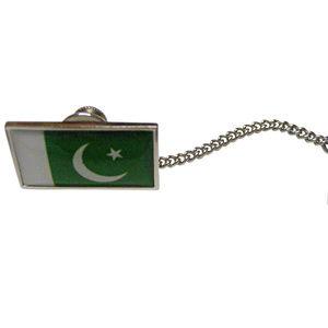 Pakistan Flag Tie Tack